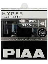 Автолампа PIAA Bulb Hyper Arros H8 3900K HE-904-H8
