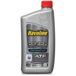 Трансмиссионное масло Chevron Havoline Synthetic Multi-Vehicle ATF (1 л.) 076568791827