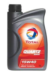 Моторное масло Total Quartz 5000 15W-40 (1 л.) 166236