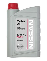 Моторное масло Nissan 10W-40 (1 л.) KE900-99932R