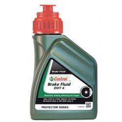 Тормозная жидкость Castrol Brake Fluid DOT 4 (0,5 л.) 15CD18