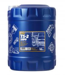 Моторное масло Mannol TS-2 SHPD 20W-50 (10 л.) 1298
