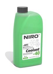 Охлаждающая жидкость Totachi Niro Coolant -40C (1 л.) 4589904526800