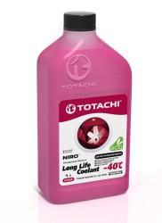 Охлаждающая жидкость Totachi Niro Long Life Coolant -40C (1 л.) 4562374692176