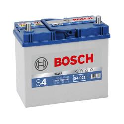 Аккумулятор Bosch S4 45Ah 330A 238x129x227 о.п. (-+) 0092S40210