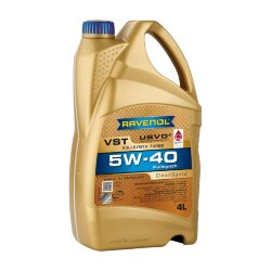 Моторное масло Ravenol VST 5W-40 (4 л.) 1111136-004-01-999