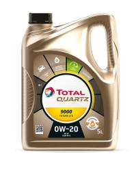 Моторное масло Total Quartz 9000 Future 0W-20 (5 л.) 211418