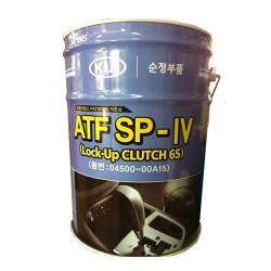 Трансмиссионное масло Hyundai (Kia) ATF SP-IV (20 л.) 04500-00A15