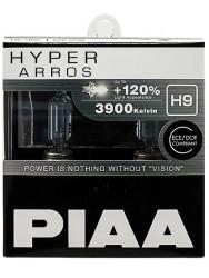 Автолампа PIAA Bulb Hyper Arros H9 3900K HE-905-H9