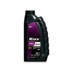 Моторное масло Kixx PAO 5W-30 A3/B4 (1 л.) L2090AL1E1