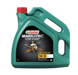 Моторное масло Castrol Magnatec Stop-Start 5W-30 C3 (4 л.) 15D66A