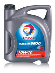 Моторное масло Total Rubia Tir 8600 10W-40 (5 л.) 148590