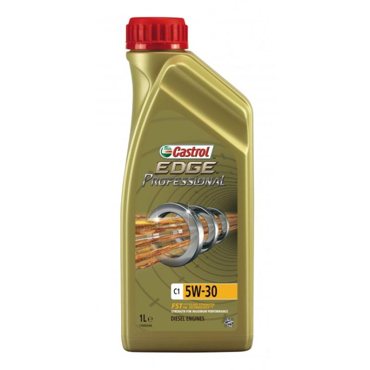 Моторное масло Castrol Edge Professional C1 5W-30 (1 л.) 156EAC
