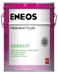 Трансмиссионное масло Eneos Premium АT Fluid (20 л.) 8809478942056