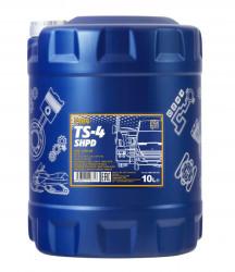 Моторное масло Mannol TS-4 SHPD 15W-40 (10 л.) 1454