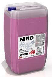Охлаждающая жидкость Totachi Niro Coolant -40C (20 л.) 4589904526787
