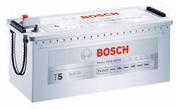 Аккумулятор Bosch T5 12V 180Ah 1000A 513x223x223 п.п. (+-) 0092T50770
