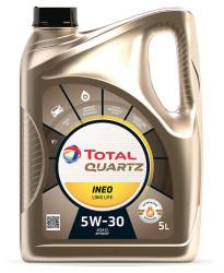 Моторное масло Total Quartz Ineo Long Life 5W-30 (5 л.) 213819