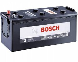 Аккумулятор Bosch T3 12V 220Ah 1150A 518x291x242 о.п. (-+) 0092T30810