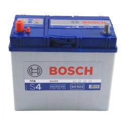 Аккумулятор Bosch S4 45Ah 330A 238x129x227 п.п. (+-)