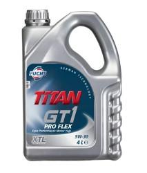 Моторное масло Fuchs Titan GT1 Pro Flex 5W-30 (4 л.) 600756352