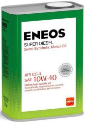 Моторное масло Eneos Super Diesel 10W-40 CG-4 (1 л.) Oil1325