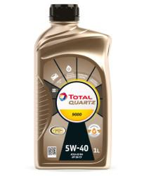 Моторное масло Total Quartz 9000 5W-40 (1 л.) 166243