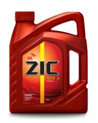 Трансмиссионное масло ZIC ATF 3 (4 л.) 162632