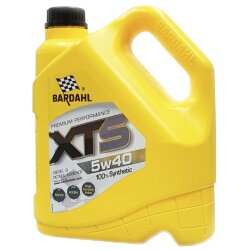Моторное масло Bardahl XTS 5W-40 (4 л.) 36892