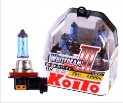 Автолампа Koito Whitebeam H8 4000K P0758W