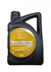 Моторное масло Hyundai (Kia) Mega Turbo SYN 0W-30 (4 л.) 05100-00471