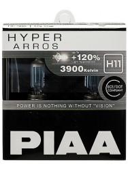 Автолампа PIAA Bulb Hyper Arros H11 3900K HE-906-H11