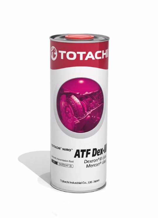 Трансмиссионное масло Totachi Niro ATF Dexron III (1 л.) 4589904523618