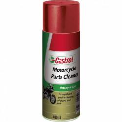 Castrol Motorcycle Parts Cleaner Спрей для очистки металлических частей мотоцикла (0,4 л.) 15BB3D