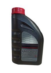 Моторное масло Mitsubishi Mitsuoil 5W-40 SN/CF (1 л.) RU000277