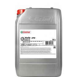 Трансмиссионное масло Castrol Axle EPX 80W-90 (20 л.) 157D5B