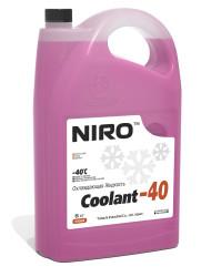 Охлаждающая жидкость Totachi Niro Coolant -40C (5 л.) 4589904526770