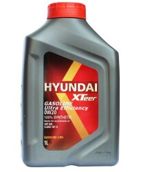Моторное масло Hyundai (Kia) Xteer Gasoline Ultra Efficiency 0W-20 (1 л.) 1011121