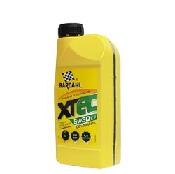 Моторное масло Bardahl XTEC 5W-30 C2 (1 л.) 36531