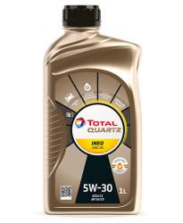 Моторное масло Total Quartz Ineo Long Life 5W-30 (1 л.) 213818