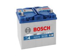 Аккумулятор Bosch S4 60Ah 540A 232x173x225 о.п. (-+)