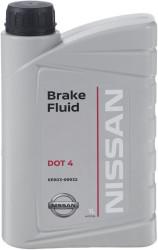Тормозная жидкость Nissan DOT 4 (1 л.) KE903-99932