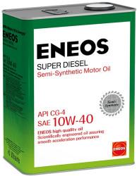 Моторное масло Eneos Super Diesel 10W-40 CG-4 (4 л.) Oil1328