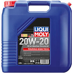 Моторное масло Liqui Moly Touring High Tech 20W-20 (20 л.) 6965