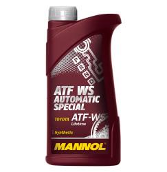 Трансмиссионное масло Mannol ATF WS Automatic Special (1 л.) 1367