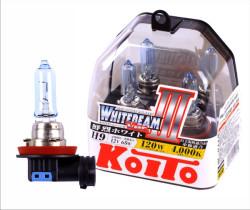 Автолампа Koito Whitebeam H9 4000K P0759W