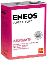 Трансмиссионное масло Eneos Super AT Fluid (4 л.) 8809478944845