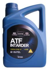 Трансмиссионное масло Hyundai (Kia) ATF Intarder 75W-80 (4 л.) 04500-00440