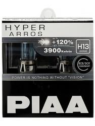 Автолампа PIAA Bulb Hyper Arros H13 3900K HE-907-H13