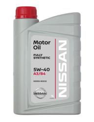 Моторное масло Nissan 5W-40 (1 л.) KE900-90032